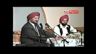 Jagjit Singh Zirvi live in concert, Calgary