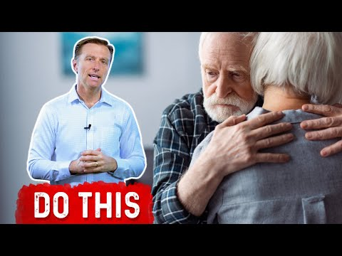 At the 1st Sign of Dementia: Do This