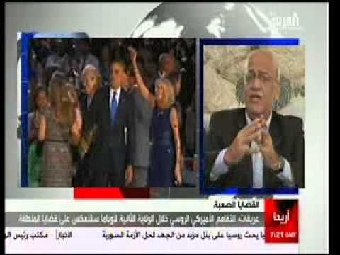 Nohad Machnouk Panorama  on Arabia TV 07/11/2012