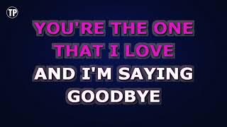 Say Something (Piano Version) - A Great Big World feat. Christina Aguilera   Karaoke Higher Key