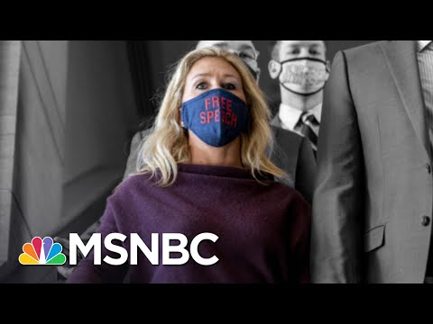 No Apology From Greene As House Removes Her From Committees   The 11th Hour   MSNBC