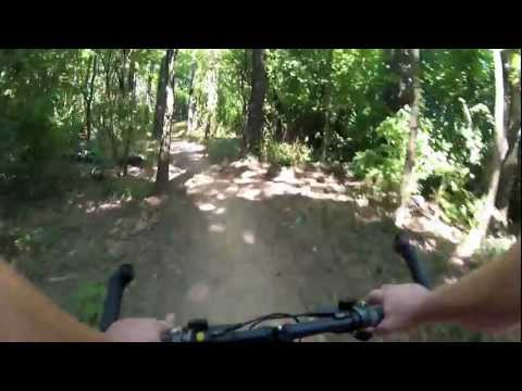 Mountain Bike Veterans Park Lexington KY