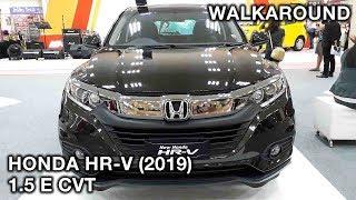 New, Honda Hr-V 1.5 E 2019 | Exterior & Interior Walkaround