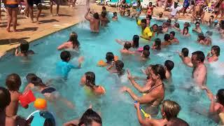 Mer et soleil animation 27 juillet 2018 Cap d'Agde