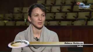 Rebeca Moldovan - dovada ca Dumnezeu mai vindeca si astazi