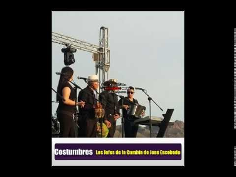 Homenaje A Juan Gabriel LOS JEFES DE LA CUMBIA DE JOSE ESCOBEDO
