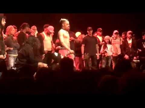 XXXTentacion feat. Ski Mask the Slump God - FUXK (Live in LA, 6/6/17)