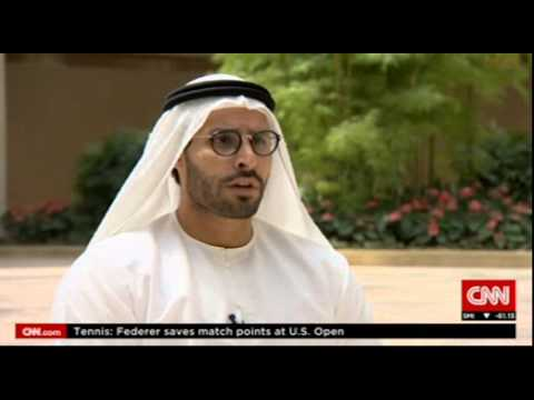 CNN - Interview with Aldar CEO - Yas Mall