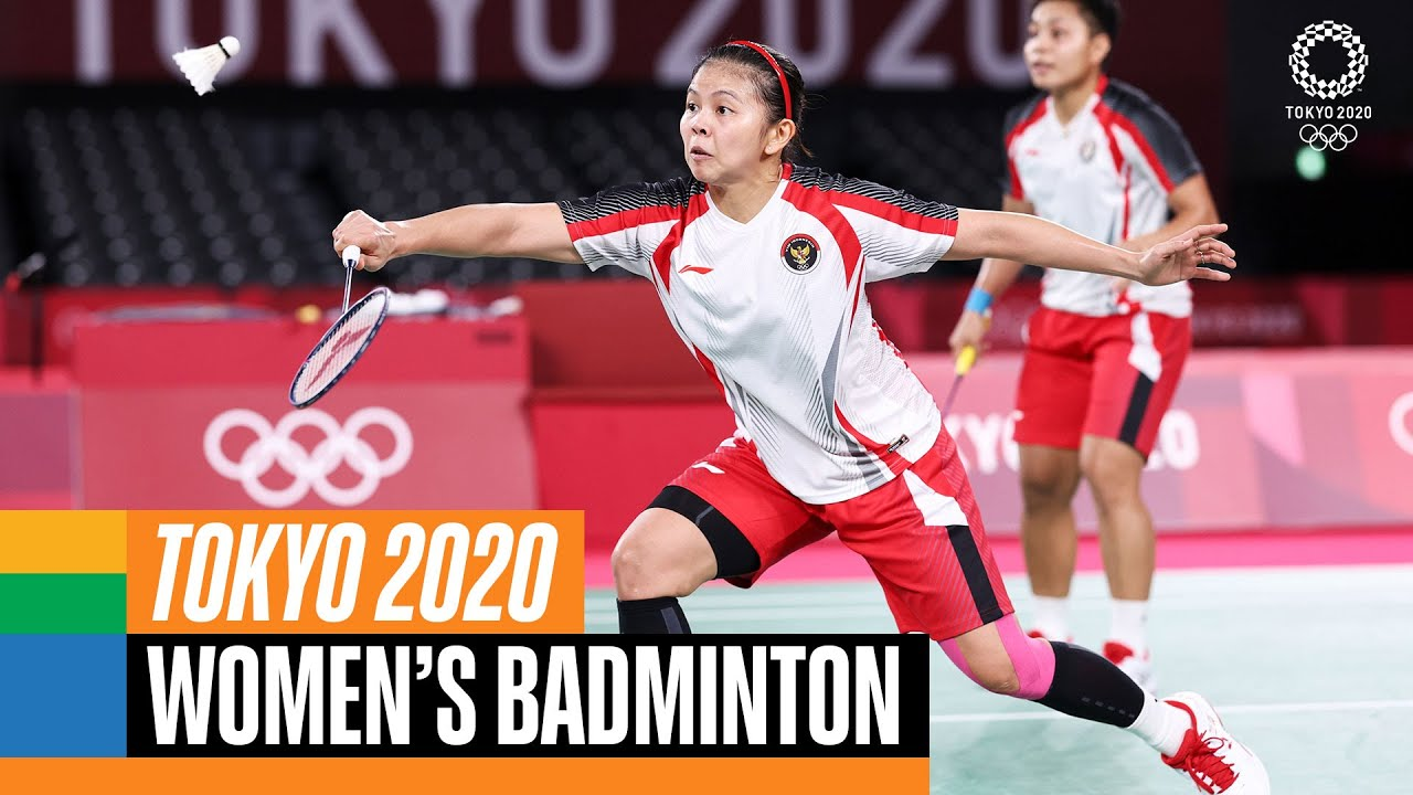 Download Women's Doubles 🏸 Badminton Gold Medal Match| Tokyo Replays