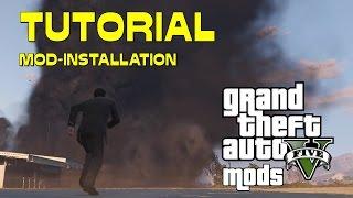 GTA 5 - Wie man Mods installieren kann [Tornado und mehr] → Tutorial
