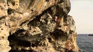 Smash It In 8A Deep Water Solo Majorca