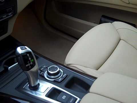 2011 Bmw X5 Xdrive50i Twin Turbo Interior Youtube