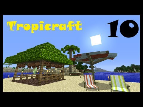 Tropicraft Ep. 10 - Ashen Hunting (Minecraft Mod LP) thumbnail