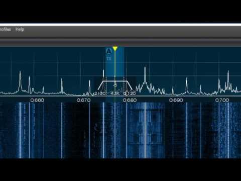 "677.5KHz - ""Radio Libya Al Wataniya"" (FlexRadio)"