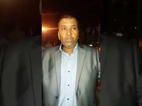 عبد الله الناجمي يتهم الوالي بن رباك بتزوير نتائج الانتخابات