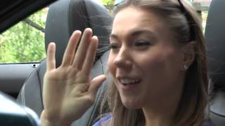 Monica Rosu interviu BMW Seria 4