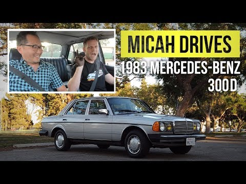 1983 Mercedes-Benz 300D   Engineered Like No Other Car In The World