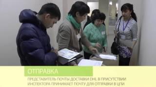 Организация Внешнего Суммативного Оценивания NIS Uralsk