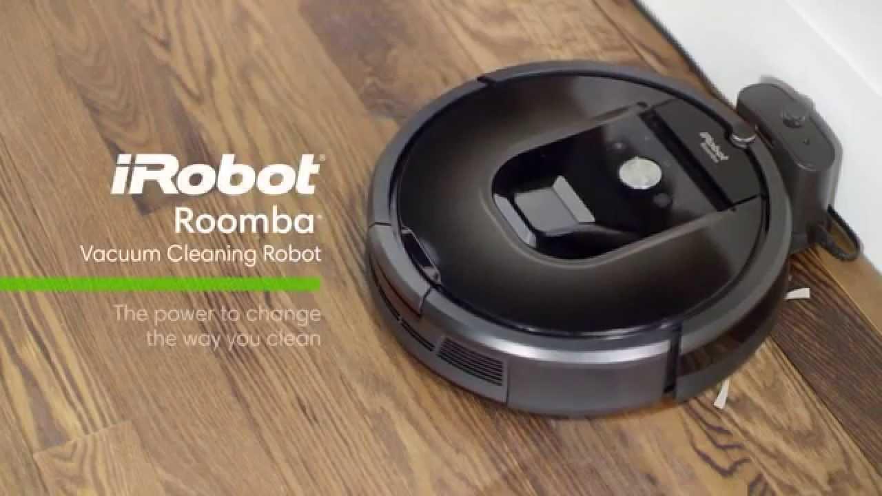 Aspirapolvere Robot Roomba.Tutorial Aspirapolvere Robot Roomba 980 Irobot