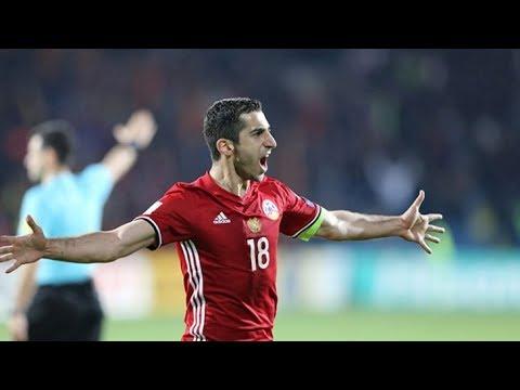 Армения VS Македония 4:0 все голы: Армения разгромила Македонию