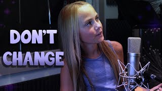 Don't Change | Britta Broberg Original | FunPop!