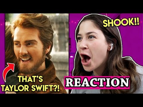 Taylor Swift - The Man Music Video | REACTION