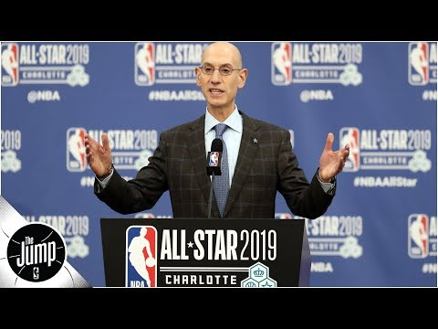 Adam Silver should give up, because NBA trade talks aren't staying quiet - Rachel Nichols | The Jump