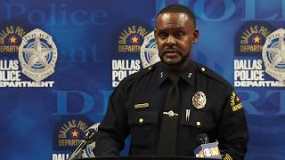 Press Conference - Homicide Investigation on Valley Glen Drive