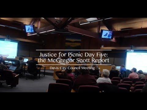 Davis City Council Meeting: Picnic Day Five