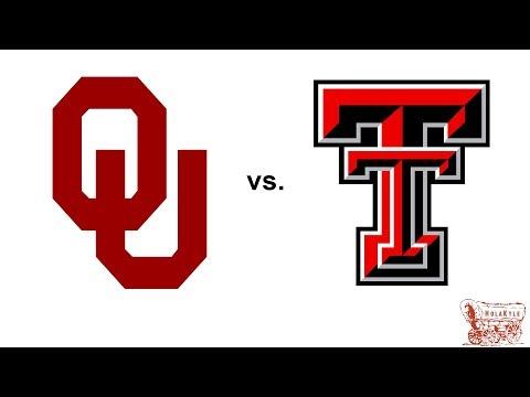 Oklahoma Highlights vs Texas Tech - 10/28/17