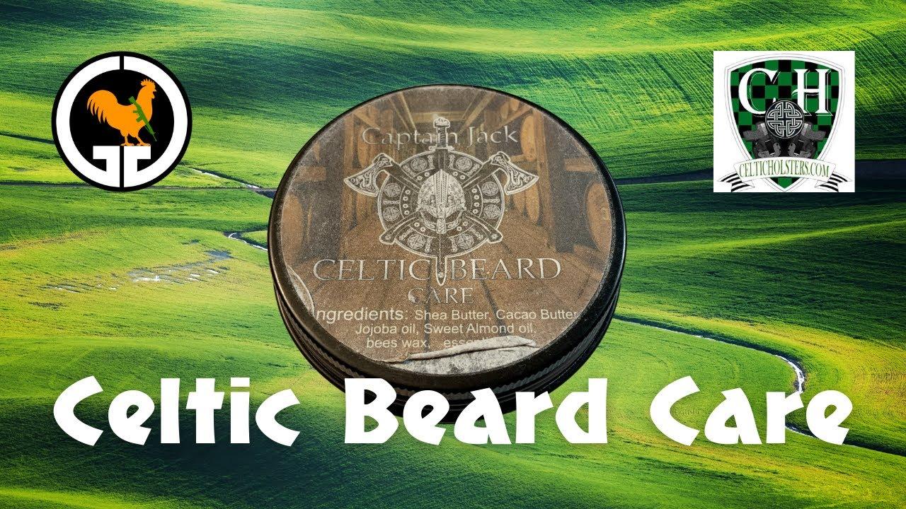 Celtic Beard Care