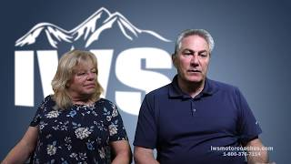 IWS Motorcoaches Testimonial - Dale and Mike - 2018 Renegade XL