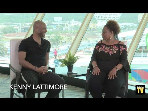 Kenny Lattimore Interview - 2019 SuperCruise