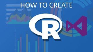 Wie zur Erstellung von R-Programmen in Microsoft Visual Studio