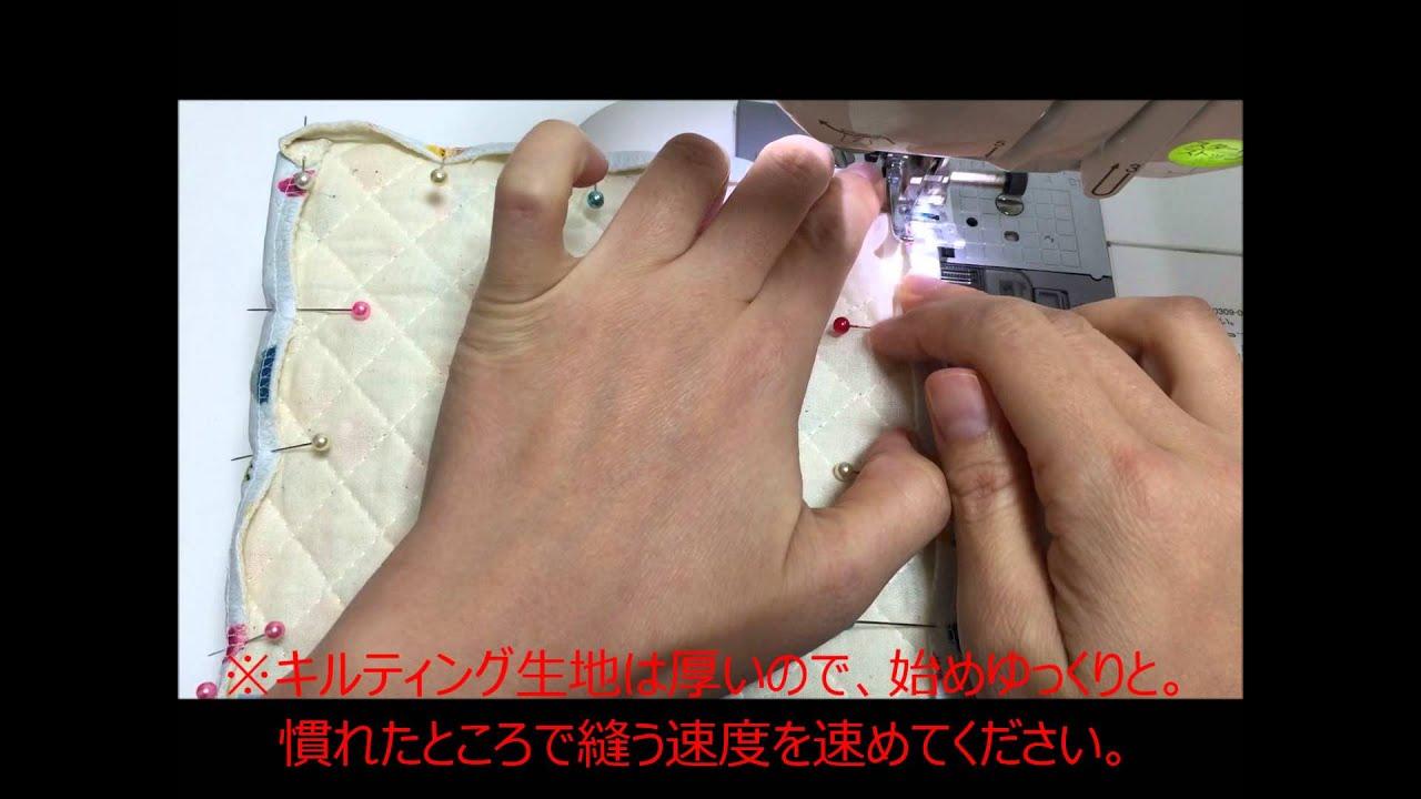 作り方 シート ベルト カバー
