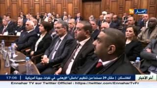 ولد خليفة: مشروع تعديل الدستور فرصة لإعلاء صرح الديمقراطية في الجزائر