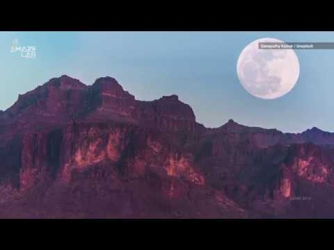 Jeff K - Get Ready For The 'Snow Supermoon'