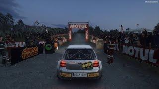 DiRT Rally 2.0 - Volkswagen Golf Kitcar - German Rally Gameplay [4K 60FPS]