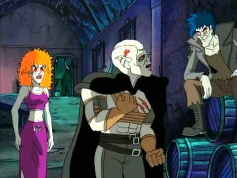 Archie's Weird Mysteries - I Was a Teenage Vampire