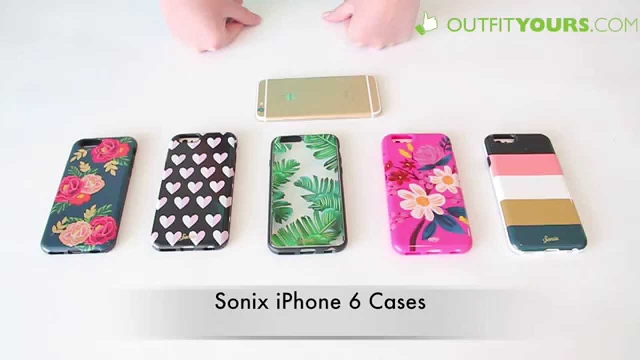quality design 8c1d0 7d8d8 Sonix iPhone 6S / 6 cases - Inlay & Clearcoat