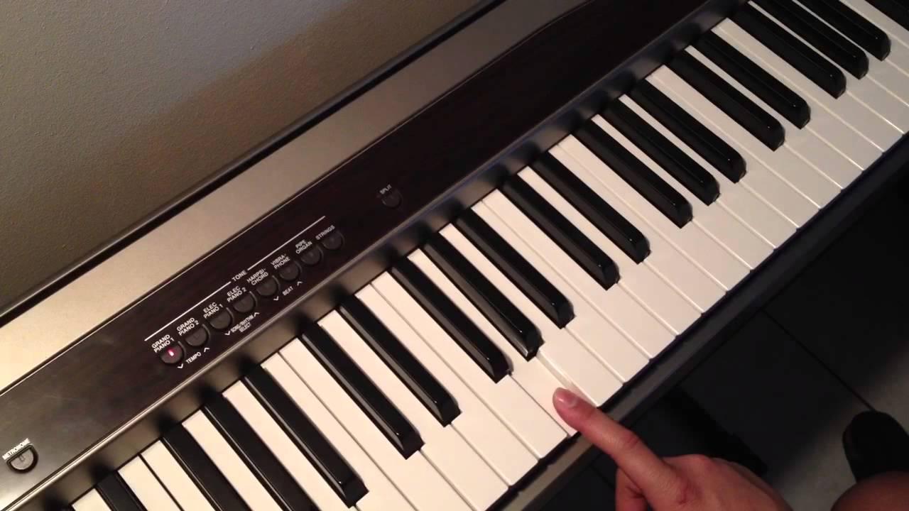 Jouer Du Piano Lettre à élise Tuto Le Piano Pour Débutants