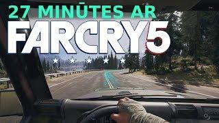 27 minūtes ar Far Cry 5