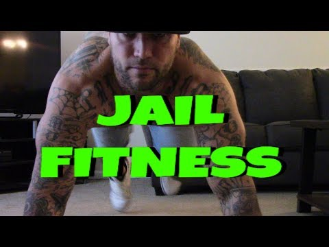 TONE your BODY FAST with these at home JAIL WORKOUTS