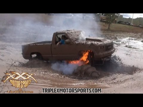 WHAT TO DO WHEN YOUR TRUCK CATCHES FIRE!!