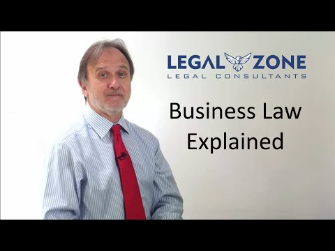 Business Law Explained