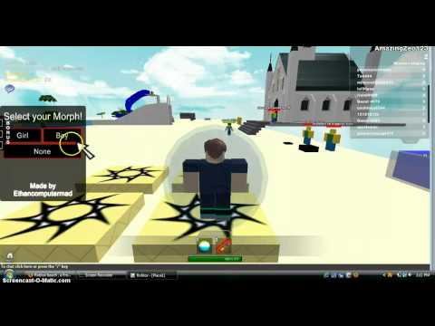 Ace Plays: Roblox(1)- You MONSTER!