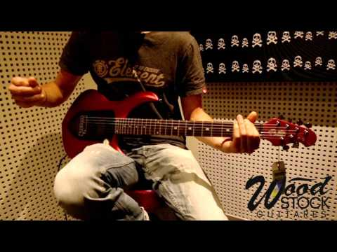 Test : Sterling by MusicMan Majesty Signature Petrucci (+EVH 5150 lbx) @ Wood Stock Guitares