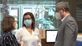 Justicia estrena sistema de cita previa online para agilizar atención en Registro Civil de Almería