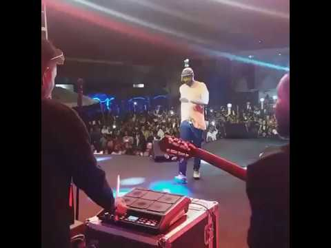 Fally Ipupa - Mannequin Live 2018
