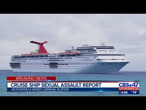 Teen sexually assaulted on Jacksonville-based Carnival ship, mother says